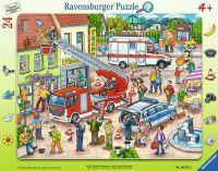 "Ravensburger Kinderpuzzle ""110, 112 - Eilt herbei!"" 24 Teile ab 4 Jahre Puzzle von Ravensburger"