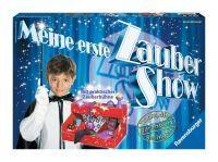 """Ravensburger Kinderspiele """"Meine erste Zaubershow"""" 6 - 99 Jahre Zaubern Spiele von Ravenburger"""