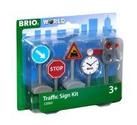 BRIO Verkehrszeichen-Set (33864)