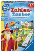 """Ravensburger Kinderspiele """"Zahlen-Zauber"""" 4 - 7 Jahre Buchstaben und Zahlen Spiele von Ravenburger"""