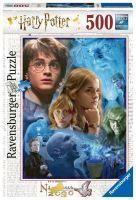 "Ravensburger Erwachsenenpuzzle ""Harry Potter in Hogwarts"" 500 Teile ab 10 Jahre Harry Potter Puzzle von Ravensburger"