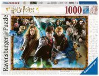 """Ravensburger Erwachsenenpuzzle """"Der Zauberschüler Harry Potter"""" 1.000 Teile ab 14 Jahre Harry Potter Puzzle von Ravensburger"""