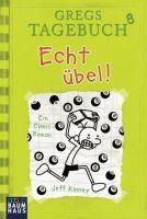 Baumhaus Verlag Gregs Tagebuch 8 - Echt übel! TB (67295021)