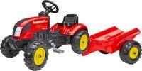 FALK Tret-Traktor mit Hänger rot 2-5 J. (70405423)