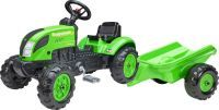FALK Tret-Traktor mit Hänger grün 2-5 J. (70405415)
