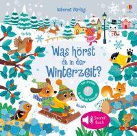 Usborne Verlag Was hörst du in der Winterzeit? (66637719)