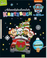 Schwager & Steinlein PAW Patrol - Adventskalender Kratzbuch (66637735)
