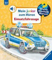 "Ravensburger ""Einsatzfahrzeuge"" Marion Kreimeyer-Visse Kinderbücher ab 2 Jahre Ravensburger Buchverlag"