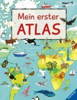 "Ravensburger ""Mein erster Atlas"" Laura Buller / Clair Rossiter / Ingrid Ickler Kinderbücher 4 - 7 Jahre Ravensburger Buchverlag"