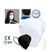 FFP2 Maske weiss einzelverpackt 1 Stück Mundschutzmasken & Nasenschutzmasken