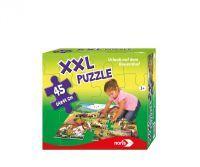 Noris XXL Puzzle Urlaub auf dem Bauernhof