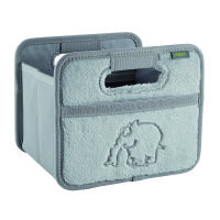 Meori Faltbox Mini Plush Ottifant Grey Grau