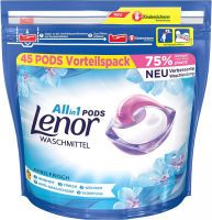 Lenor All-in-1 Pods Vollwaschmittel Aprilfrisch 45 WL