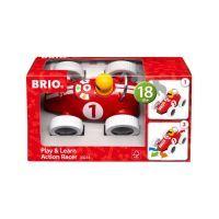 Ravensburger BRIO Play & Learn Rennwagen