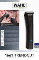 WAHL Trend Cut 1661-0465 Haar- und Bartschneider, Schwarz