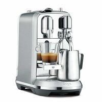 Sage Nespresso Kapsel-Automat SNE800BSS4EAT1 Sage Creatista Plus gebürstet edelstahl