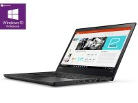 tecXL Lenovo ThinkPad T470 Notebook Laptop 1.Wahl 8GB i5 256 SSD WinPro10
