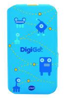 Vtech DigiGo Schutzhülle, blau für DigiGo Handy