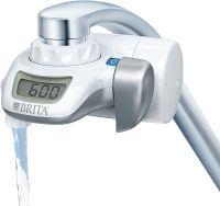 Brita On Tap Wasserfilter, 600 l, Weiß Wasseraufbereitung Trinkwasserspender Wasserhahn