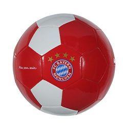 FC Bayern München Ball Mia san mia 21562 Größe 5