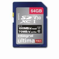 Integral SD Speicherkarte V30 64 GB