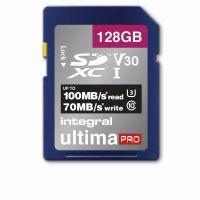 Integral SD Speicherkarte V30 128 GB