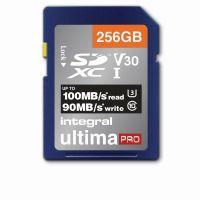 Integral SD Speicherkarte V30 256 GB
