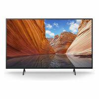 Sony 50 Zoll X80J UHD LED TV sw (KD50X80JAEP SonyKühlboxAktion)
