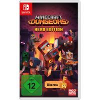 Nintendo Switch Minecraft Dungeons