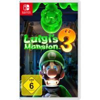 Nintendo Switch Luigis Mansion 3