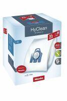 Miele Verbrauchsgüter Bodenpflege Staubbeutel GN 3D HyClean (8Stk) (10455000)
