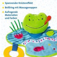 """Ravensburger Spielzeug """"Knister-Frosch"""" ab 0 Monaten Baby und Kleinkind von Ravensburger"""