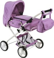 CHIC 2000 Kombi-Puppenwagen Bambina Melange Fliede (55207844)