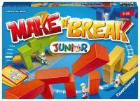 """Ravensburger Kinderspiele """"Make 'n' Break Junior"""" 5 - 99 Jahre Stapeln, Stecken, Sortieren Spiele von Ravenburger"""