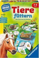 """Ravensburger Kinderspiele """"Tiere füttern"""" 3 - 6 Jahre Tiere Spiele von Ravenburger"""