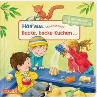 Carlsen Hör mal: Verse für Kleine: Backe, backe (66471161)