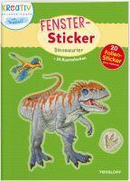 Tessloff Fenster-Sticker. Dinosaurier (66967166)
