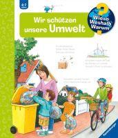 """Ravensburger """"Wieso? Weshalb? Warum? Wir schützen unsere Umwelt (Band 67)"""" Guido Wandrey / Carola von Kessel Wieso? Weshalb? Warum?Kinderbücher 4 - 7 Jahre Ravensb"""