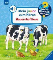 Ravensburger Mein Junior zum Hören (32964) Bauernhoftiere