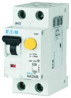 Eaton FI/LS 6A 30mA LS-Kennline-C 1p+N FI-Char: A