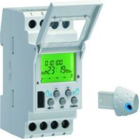 Astro Zeitschaltuhr digital 2K 2We 16A 230VAC 56 Prg.2TE
