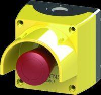 Siemens GEHAEUSE METALL, 1 BEFEHLSSTEL (3SB3801-2DF3)