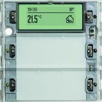Gira Tastsensor 3plus 2-fach System 55 KNX/EIB