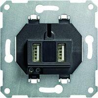 Gira USB-Spannungsversorgung 2-fach Einsatz