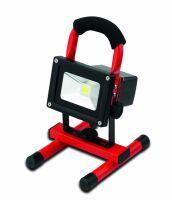 Cimco LED AKKU Baustellenstrahler 10W 900lm 5500K 100-240 VAC oder 12/24DC