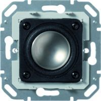 Hager Lautprecher Unterputz ohne Abdeckung für kallysto Designlinien