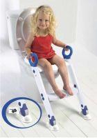 Keter Toiletten-Trainer Weiss-Blau