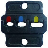 Presseinsatz f. isolierte Verbinder 0,5-6qmm Serie50