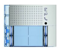 Bticino FRONTBL LAUTSP LED 4RT-D AM (351181)