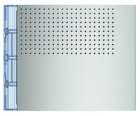 Bticino FRONTBL BASIS LAUTSP ALLMETAL (351001)
